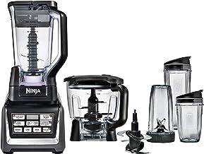 Nutri Ninja Nutrient Extractor Processor, Black & Chrome, BL682ANZMN