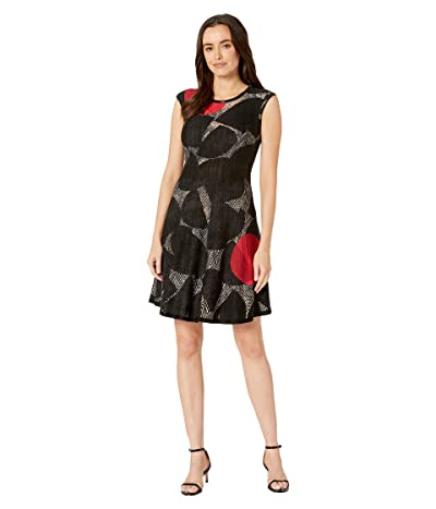 NIC+ZOE Be Bold Dress (Multi) Women