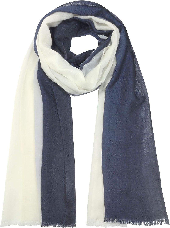 Marina D'este Women's B964910173 bluee Wool Scarf