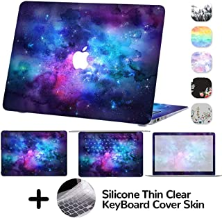 MacBook Air 13 Inch Decal Skin,4-Sided Full Set Vinyl Sticker Cover,Protective,Removable and Scratchproof for MacBook Air 13 Model A1369/A1466 (Starry Sky)