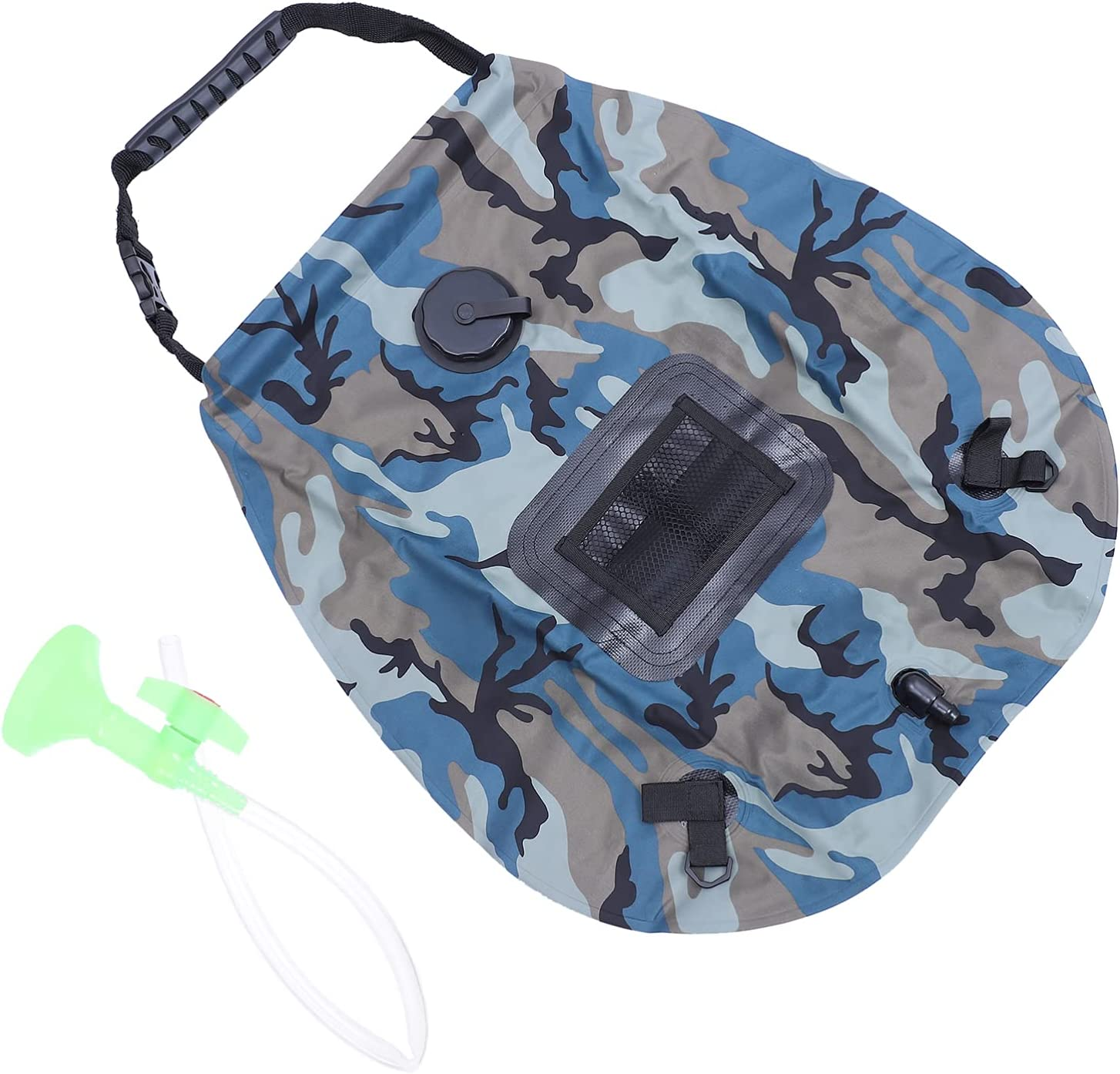 IMIKEYA El Paso Mall Portable Solar Shower for Bag Camping Baltimore Mall Outdoor