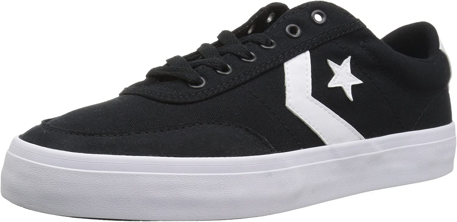 Converse Unisex Adults' Lifestyle Courtlandt Ox Low-Top Sneakers