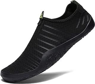 CASMAG Mens Womens Water Shoes Quick Dry Barefoot Aqua Shoes for Swim Diving River Surf Sports Pool Beach Walking Yoga
