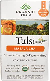 Tulsi Tea Chai Masala 18 Bags