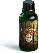Sale: Beard Oil & Conditioner - 100% Organic Vitamin Rich Oils, Conditions and Tames While Promoting Beard Growth, Relieves Itchy Skin & Softens Coarse Hair (Invigorate)