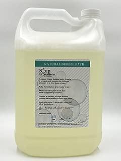1 Gallon of Natural Bubble Bath