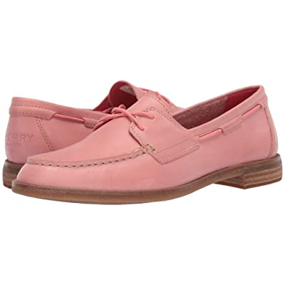 Sperry Seaport Boat (Nantucket Red) Women