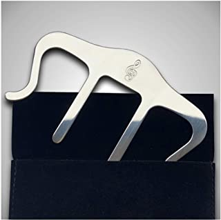 Metal Music Book Clip and Page Holder - Sheet Music Holders