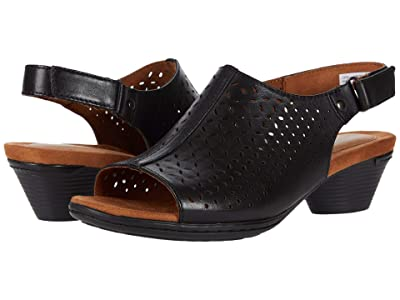 Cobb Hill Laurel Slingback (Black) Women