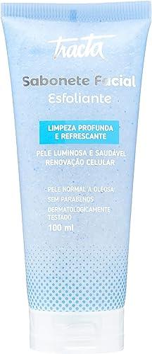 Sabonete Facial Esfoliante, Tracta