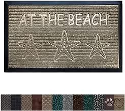 beach themed welcome mats