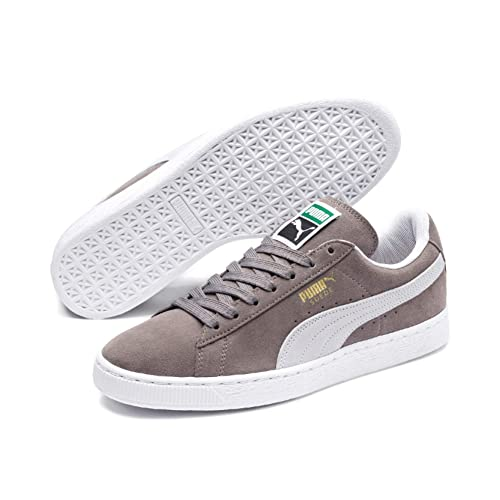 27a35111794c Puma Unisex Adults  Suede-Classic+ Low-Top Sneakers