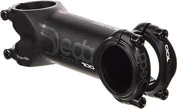 Deda Zero 100 Performance Road Bicycle Stem (Black/Black - 31.7 x 100 x -8 degree)