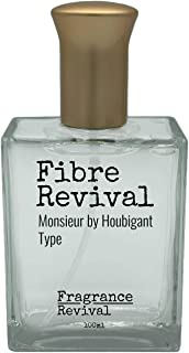 Fibre Revival, Monsieur by Houbigant Type