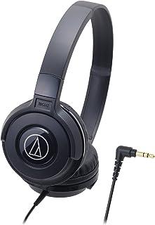 audio-technica STREET MONITORING ポータブルオンイヤーヘッドホン ブラック ATH-S100 BK