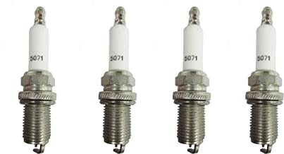 Omix-Ada Spark Plug Compares to Champion RC12YC