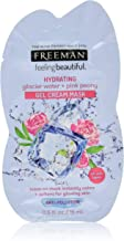 Freeman Facial Glacier Water Hydrating Cream Mask (6 Pieces)