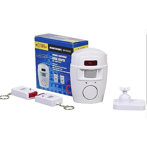 Usædvanlig PIR Sensor with Alarm: Amazon.co.uk EN52
