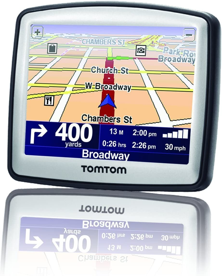 TomTom ONE 130-S 3.5-Inch Portable GPS Navigator (Discontinued by Manufacturer)