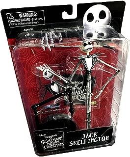 Tim Burton's The Nightmare Before Christmas Jack Skellington Pumpkin King Figure with Stand by Diamond Select Toys