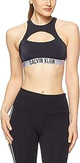 CALVIN KLEIN Women's Intense Power Racer Bralette