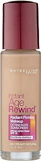 Maybelline Instant Age Rewind Liquid Foundation - Creamy Natural 200