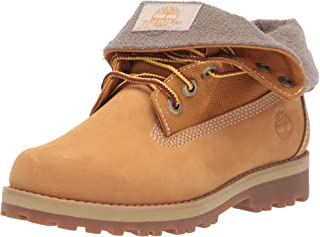 Courma Kid Roll Top Boot Ankle