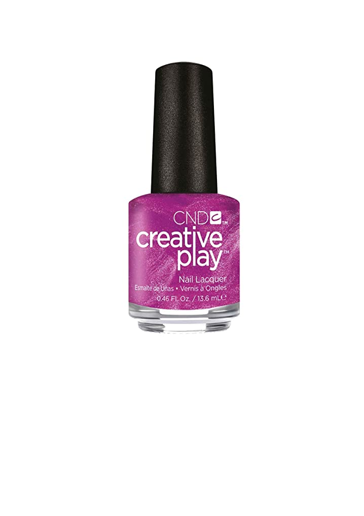 協力コショウ引き渡すCND Creative Play Lacquer - Crushing It - 0.46oz / 13.6ml