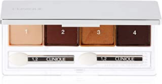 Clinique All About Eye Shadow Quad for Women, 03/Morning Java, 0.16 Ounce