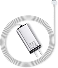YGJ 60W Charger for Mac Book Pro 13 Inch 15 Inch (Mid 2009) with MagSafe 1 (T) Style Connector, Compatible with Macbooks (Mid 2009) and Before