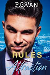 Rules of Attraction: A Family Rivalry Romance Kindle Edition