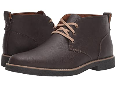 Deer Stags Freeport (Dark Brown Tumbled) Men