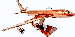 KC-135 Stratotanker Airplane Wood Model