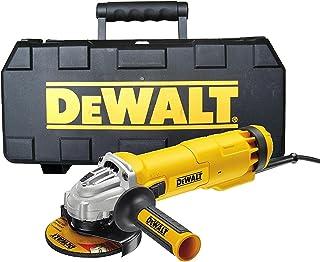 DeWALT DWE4206K-GB Angle Grinder, 240 V, Yellow/Black