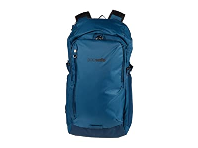 Pacsafe 30 L Venturesafe Anti-Theft Backpack (Blue Steel) Backpack Bags