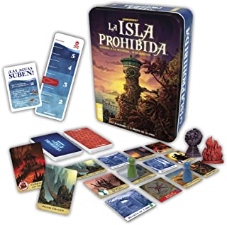 Devir - Board Game The Forbidden Island