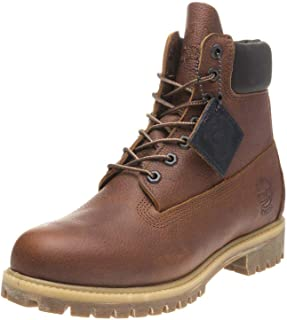 Timberland 6 in Premium Boots Hommes Marron 0A1R18