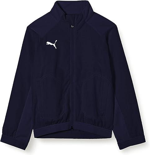 PUMA Liga Sideline Jacket Jr Chaqueta de Entrenamiento Unisex niños