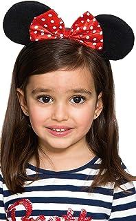 021ddca89 Amazon.es: orejas de minnie mouse - 3-4 años