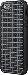 Speck Products PixelSkin HD Rubberized Case for iPhone 5, 5S & SE - Black
