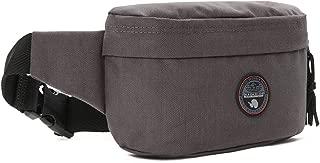 Napapijri Hoyage Wb Shoulder Bag 0 cm, Dark Grey Solid (Grey) - N0YIXZ