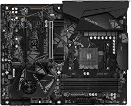 GIGABYTE X570 Gaming X Motherboard with 10+2 Phases Digital VRM,Dual PCIe 4.0 M.2, M.2 Thermal Guard, GIGABYTE Gaming GbE ...