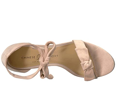 Chinese Laundry Rhonda Rose Kid Suede Visa Payment Online Fashionable Sale Online Quality From UK Wholesale Stockist Online eUrqyobd