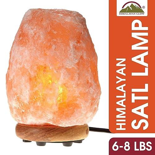 1-18KG Himalayan Pink Salt Rock Crystal Lamp Natural Healing powered Crystals