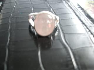 Twilight New Moon Saga - Bella's Moonstone Ring - Size 8 - Neca