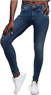 Women's Jennie Big T Curvy Skinny Fit Jeans