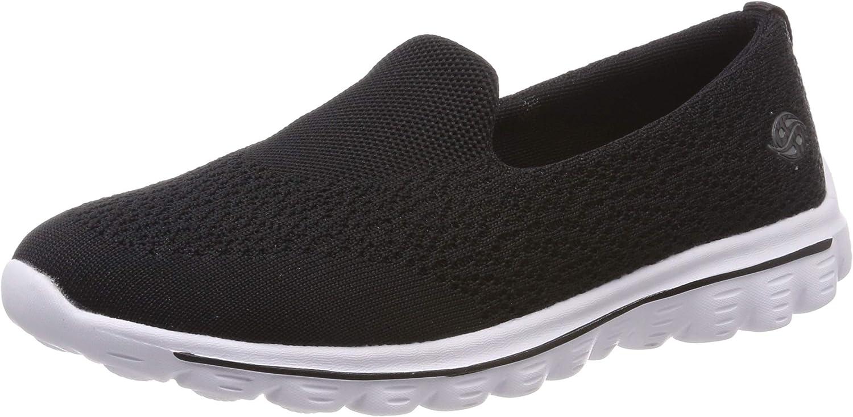 Dockers by Gerli Women's 44he201-700100 Low-Top Sneakers