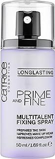 Catrice Prime And Fine Multi. Fixing Spray, Transparent, 50 ml