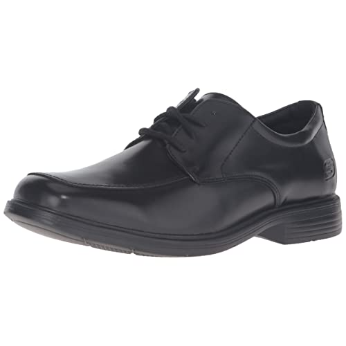 skechers mens black shoes