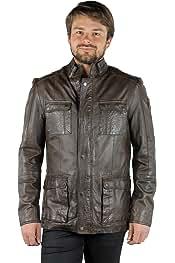 : cuir Milestone Manteaux et blousons Homme